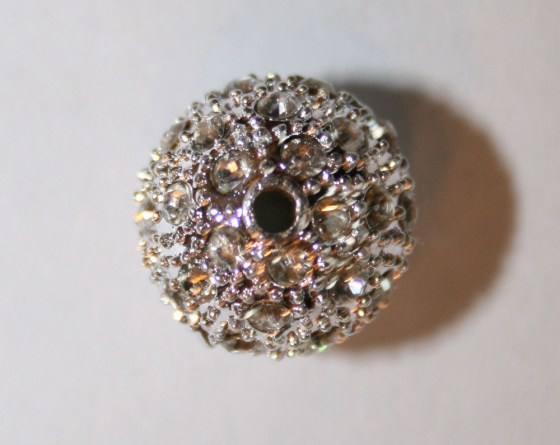 Strass Perle, 14 mm